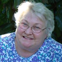 Mary Marshall Crowley
