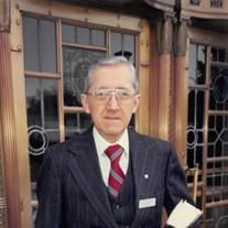 Pastor LeRoy H Lothert