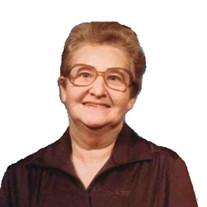 Frances A Benson