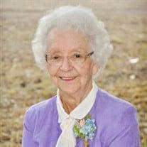 Muriel Gean Stegall Northam