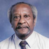 Deacon Willie Joe Redmond, Sr.