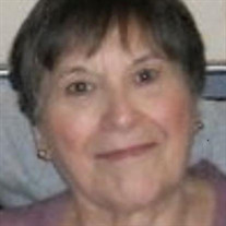 Mrs Ethel Rebstock Perrin