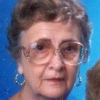 Lola Mae Hayes Pegram