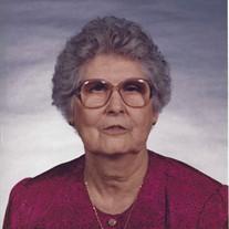 Ethel Nadine Kiser
