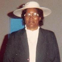 Mrs. Willie Mae Green