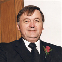"Rev. Henry A. E.  ""Elgin"" Johansen"