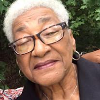 Mrs. Gladys Mae Carrington