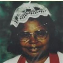 Elder Eula Belle Davis Guiont-Bulter