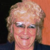 Mary Florence Vezina