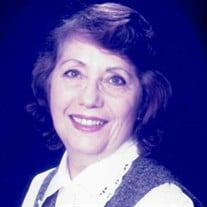 Mary Elizabeth Vaughan