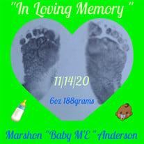 Marshon Baby M'E Anderson
