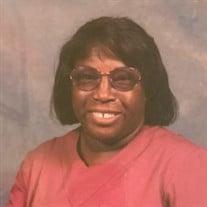 Alma Ruth Morgan