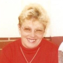 Mrs. Janet Marie Crouse Grasser