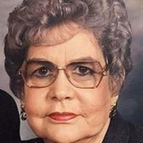 Jacqueline Sue Warner
