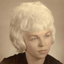 "Margaret Joyce ""Peggy"" Johnson"