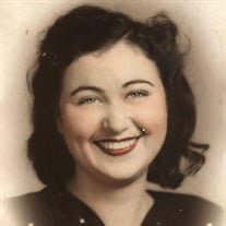 Mary Forrester Cagle