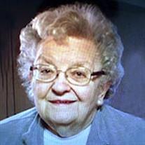 Margaret Eleanor Hansen