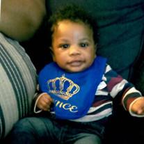 Baby Chance Deshawn Valentine