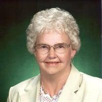 Ruth Ella Cornelius