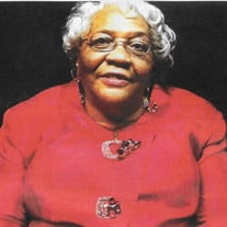 Mrs. Ida Georgia West Ross