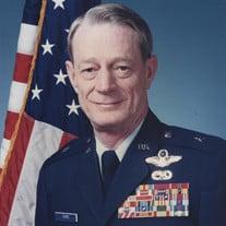Brig. Gen Benard Wayne Gann, U.S.A.F., Ret.