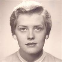 Elizabeth Jane Waples