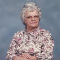 Mrs. Cecilia E. Penney