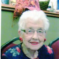 Beatrice E. Waller
