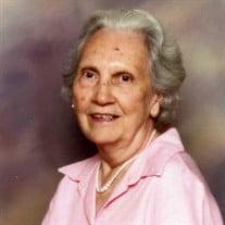 Betty Lou Treadway Thacker