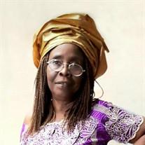 Agnes Saturday Ngebeh