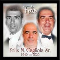 Felix M. Cagliola Sr.
