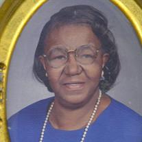 Mrs. Dorothy Rowell Maddox
