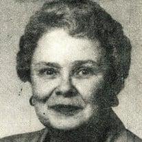 Muriel Blanch Jones