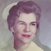 Mrs. Eva Grace Foster