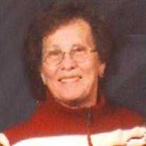 Violet M. Hall