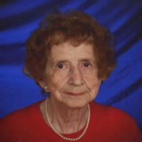 Ruth Ellen Geilenfeld