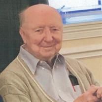 Bro. Peter Alphonsus Fitzpatrick, CFX