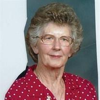Dora Lee Bunting