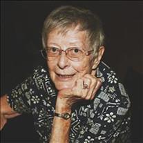 Mary Lee Stutzman