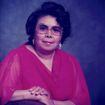 Rosa Lucia Woodley