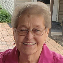 Mary Jean Brewer of Bethel Springs, TN