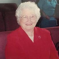 Lizzie Mae Crosby