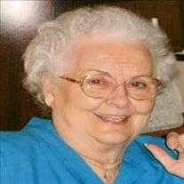 Marjorie Fae Taggart