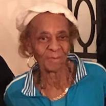 Mrs. Senia Elizabeth Ray
