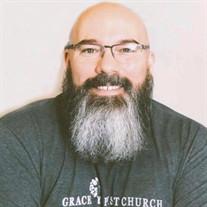 Pastor Marcus Kelley