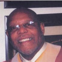 Pastor Harold Samson Taylor