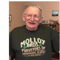 "James ""Jim"" Patrick Molloy"
