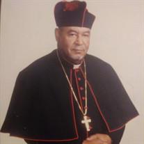 Bishop Dr. Clyde Harris