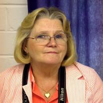 Mrs. Rebecca Gail Vandiver