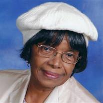 Ms. Alice Mae Davis